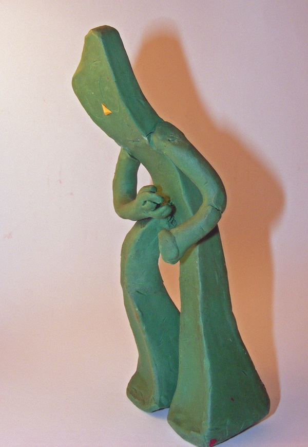 Gumby Reference Model by Art Clokey
